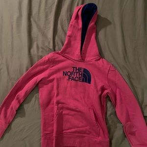 North Face hoodie, only worn twice